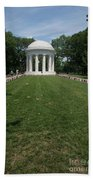 District Of Columbia War Memorial Bath Towel