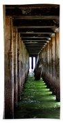 Dock Of The Bay Bath Towel