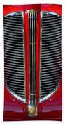 Dodge Brothers Grille Bath Towel