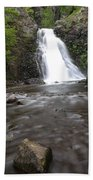 Dog Creek Falls Bath Towel