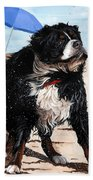 Dog Days Of Summer Bath Towel