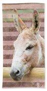 Donkey Bath Towel