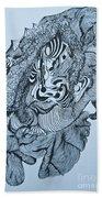 Doodle - 04 Bath Towel