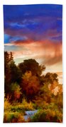 Door County Cana Island Wisp Bath Towel
