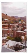 Downtown Bisbee Bath Towel