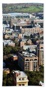 Downtown Savannah Bath Towel