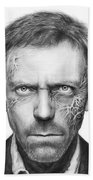 Dr. Gregory House - House Md Bath Towel
