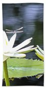 Dragon Lily 3  Bath Towel