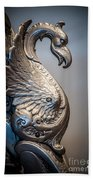 Dragon Right Bath Towel