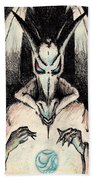 Dragon Sorceror Bath Towel