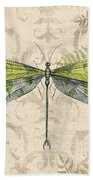 Dragonfly Daydreams-c Bath Towel