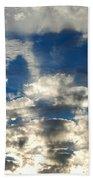 Drama Cloud Sunset I Bath Towel