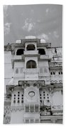 Dramatic Udaipur Bath Towel