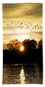 Dream Of A Sunset Hand Towel