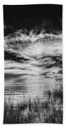 Dream Of Better Days-bw Bath Towel