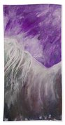 Dream Stallion Bath Towel