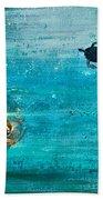 Dreaming Mermaid Bath Towel