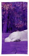 Dreaming Of Another World Hand Towel