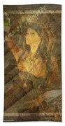 Dreams Of Absinthe - Steampunk Hand Towel