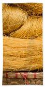 Dried Rice Noodles 04 Bath Towel
