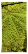 Dripping Vine Maple Bath Towel