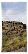 Dry Stone Wall Bath Towel
