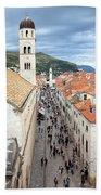 Dubrovnik Bath Towel