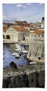 Dubrovnik Walls Bath Towel