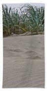 Dune Grass On Beach Dune Landscape Art Prints Bath Towel