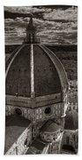 Duomo Dalla Campanile  Bath Towel