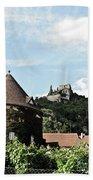 Durnstein Castle Bath Towel