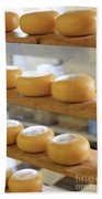 Dutch Cheese Bath Towel