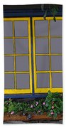 Dutch Window Bath Towel