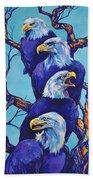 Eagle Tree Hand Towel