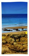 Early Morning On The Beach Hand Towel