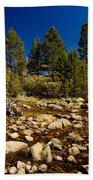 Eastern Sierras 21 Bath Towel