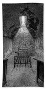 Eastern State Penitentiary Bw Bath Towel