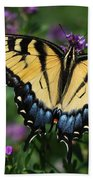 Eastern Tiger Swallowtail Bath Towel