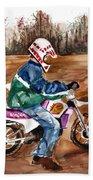 Easy Rider Bath Towel