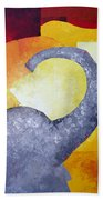 Ecstasy Bath Towel by Draia Coralia
