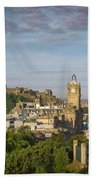 Edinburgh Sunrise Bath Towel