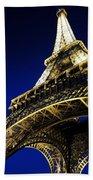 Eiffel Tower - Paris Bath Towel