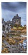 Eilean Donan Castle 3 Bath Towel