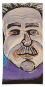 Einstein Bath Towel