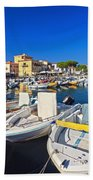 Elba Island - Marina Di Campo Bath Towel