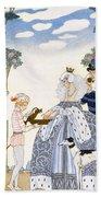 Elizabethan England Bath Towel
