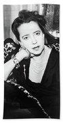 Elsa Schiaparelli (1890-1973) Hand Towel