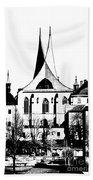 Emauzy - Benedictine Monastery Bath Towel