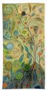Embracing The Journey Hand Towel