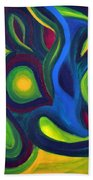 Emerald Dreams Bath Towel
